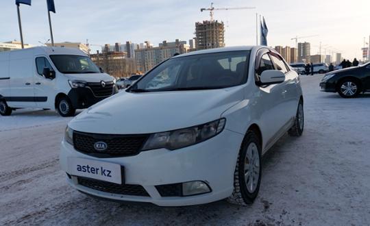 Kia Cerato 2012 года за 3 500 000 тг. в Нур-Султан