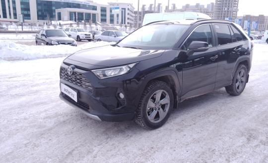 Toyota RAV4 2020 года за 15 100 000 тг. в Нур-Султан