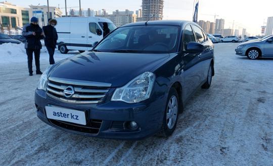 Nissan Almera 2014 года за 4 500 000 тг. в Нур-Султан
