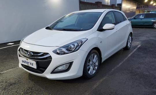 Hyundai i30 2015 года за 5 300 000 тг. в Шымкент
