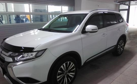 Mitsubishi Outlander 2020 года за 13 000 000 тг. в Нур-Султан
