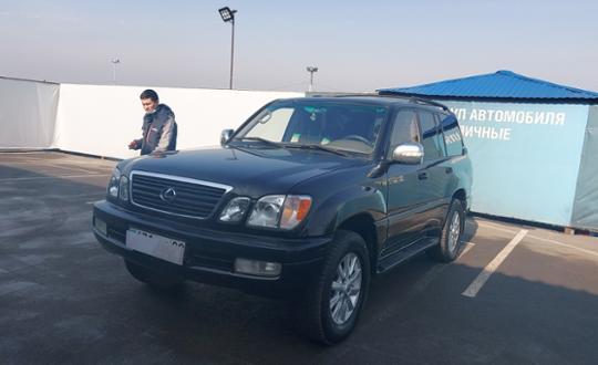 2001 Lexus LX