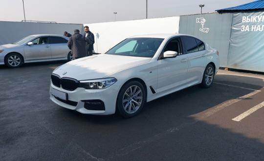 BMW 5 серия 2017 года за 17 700 000 тг. в Алматы