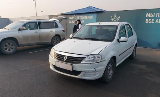 Renault Logan 2014 года за 2 350 000 тг. в Алматы
