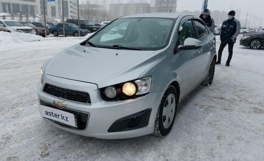 Chevrolet Aveo 2014 года за 3 500 000 тг. в Нур-Султан