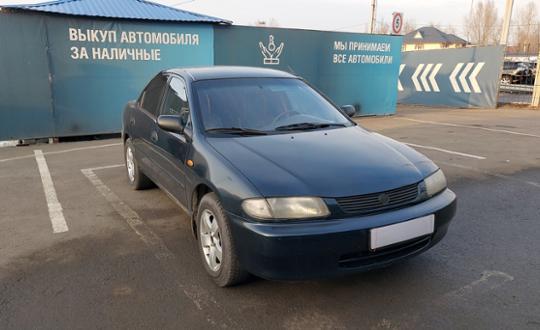 Mazda 323 1994 года за 1 200 000 тг. в Алматы