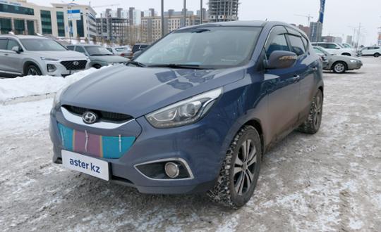 Hyundai ix35 2015 года за 7 800 000 тг. в Нур-Султан