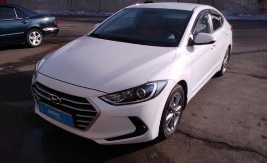 Hyundai Elantra 2017 года за 7 500 000 тг. в Алматы