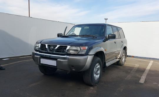 Nissan Patrol 2001 года за 4 200 000 тг. в Алматы