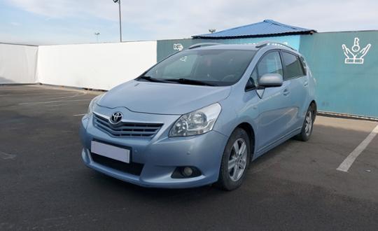 Toyota Verso 2011 года за 7 000 000 тг. в Алматы