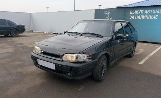 2003 LADA (ВАЗ) 2114