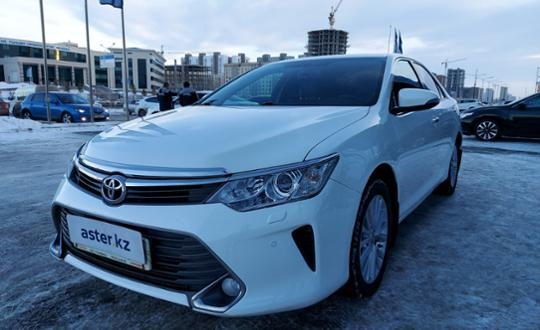 Toyota Camry 2014 года за 9 200 000 тг. в Нур-Султан