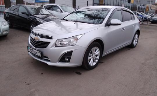 Chevrolet Cruze 2013 года за 4 600 000 тг. в Алматы