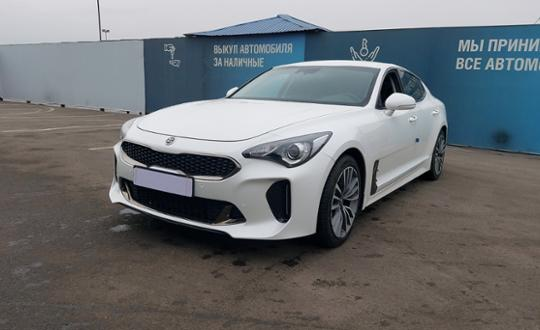 Kia Stinger 2019 года за 12 000 000 тг. в Алматы