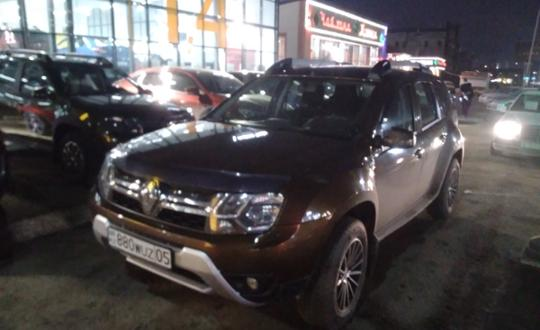 2015 Renault Duster