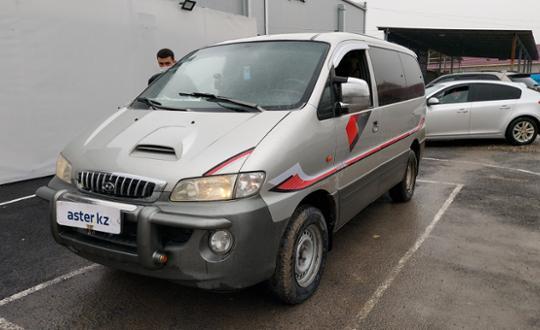 Hyundai Starex 2003 года за 3 000 000 тг. в Шымкент
