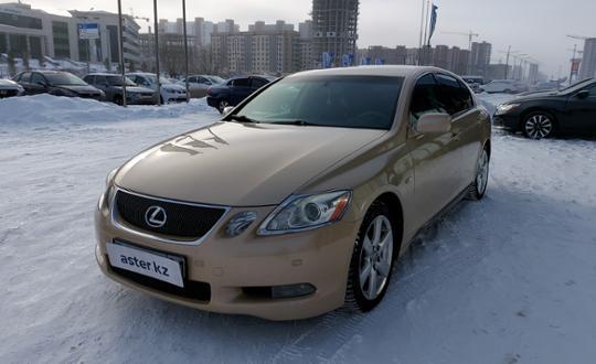 Lexus GS 2007 года за 5 300 000 тг. в Нур-Султан