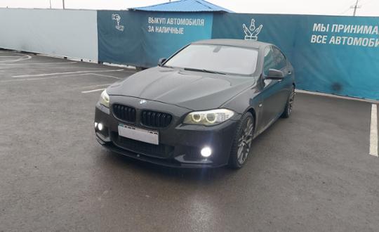 BMW 5 серия 2010 года за 10 500 000 тг. в Алматы