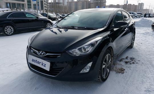 Hyundai Elantra 2013 года за 5 800 000 тг. в Нур-Султан