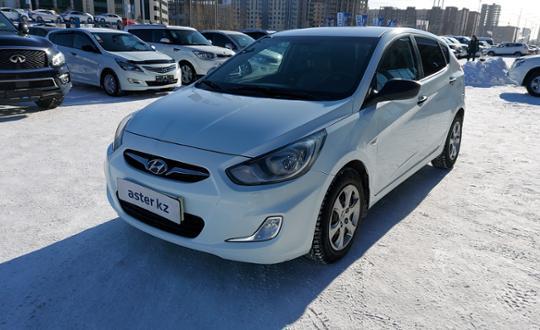 Hyundai Accent 2012 года за 4 000 000 тг. в Нур-Султан