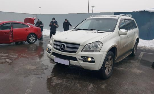 2010 Mercedes-Benz GL-Класс