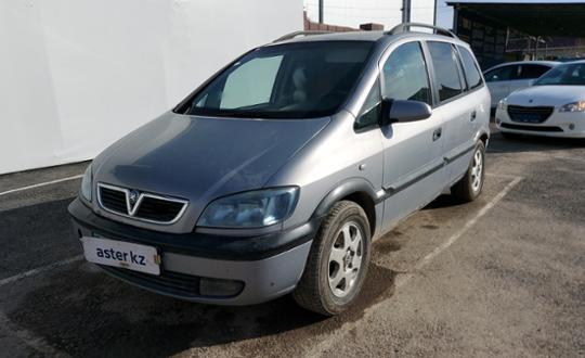 Opel Zafira 2001 года за 2 000 000 тг. в Туркестанская область