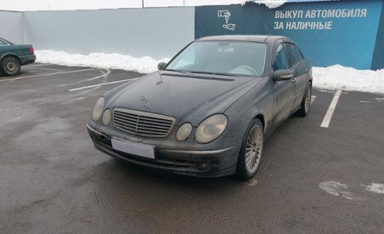 Mercedes-Benz E-Класс 2008 года за 3 500 000 тг. в Алматы
