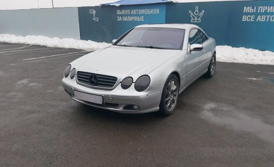 2001 Mercedes-Benz CL-Класс
