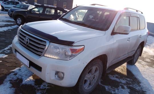 2012 Toyota Land Cruiser