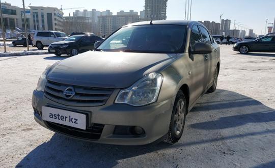 Nissan Almera 2013 года за 3 500 000 тг. в Нур-Султан