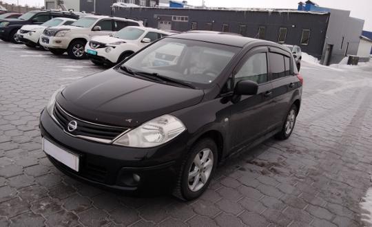 Nissan Tiida 2010 года за 4 500 000 тг. в Караганда