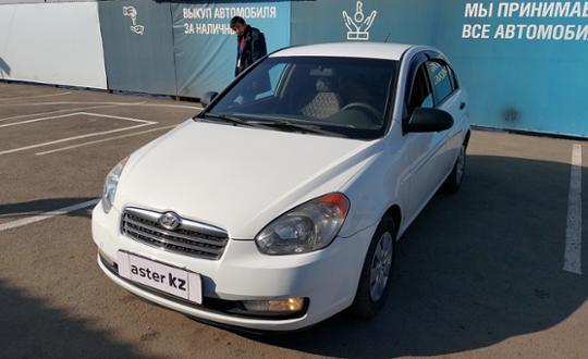 Hyundai Accent 2008 года за 2 800 000 тг. в Алматы