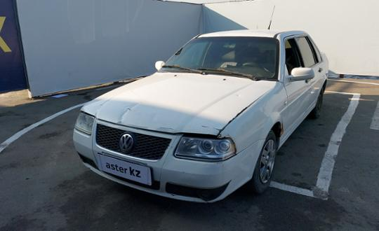Volkswagen Santana 2009 года за 1 000 000 тг. в Алматы