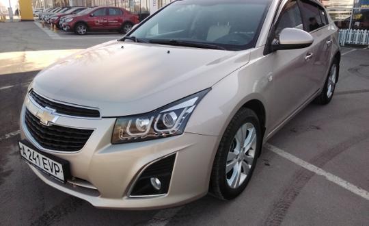 Chevrolet Cruze 2012 года за 4 900 000 тг. в Алматы