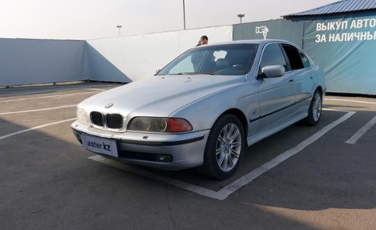 BMW 5 серия 1997 года за 2 000 000 тг. в Алматы