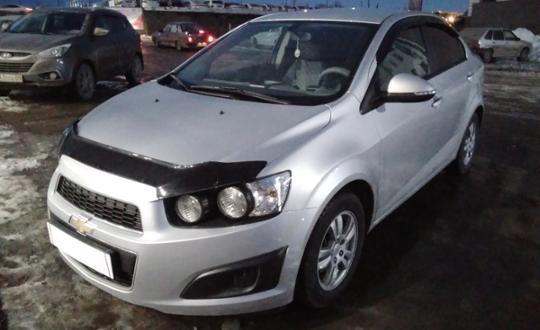 Chevrolet Aveo 2014 года за 4 100 000 тг. в Караганда