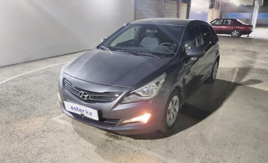 Hyundai Accent 2014 года за 4 000 000 тг. в Шымкент