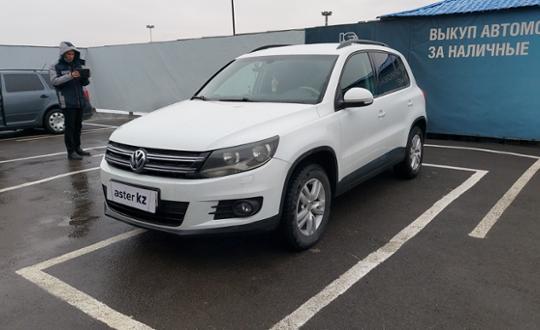 Volkswagen Tiguan 2015 года за 7 700 000 тг. в Алматы