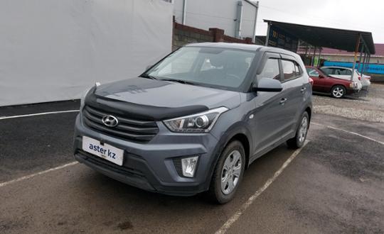 Hyundai Creta 2019 года за 7 000 000 тг. в Шымкент