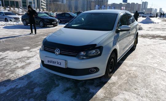 Volkswagen Polo 2014 года за 4 000 000 тг. в Нур-Султан