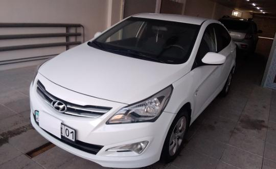 Hyundai Solaris 2015 года за 4 500 000 тг. в Нур-Султан