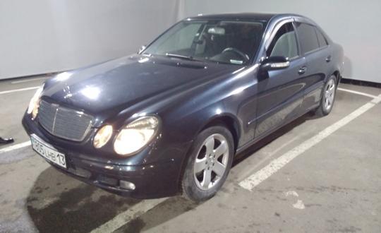 Mercedes-Benz E-Класс 2005 года за 3 500 000 тг. в Алматы