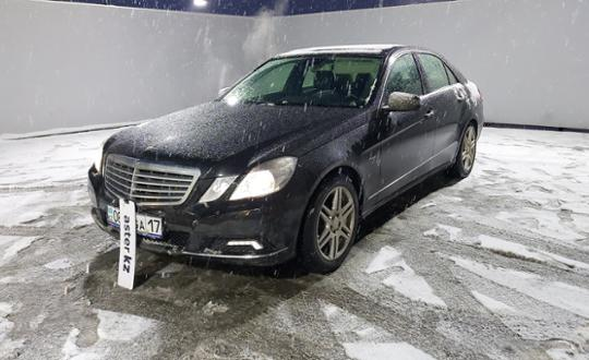 Mercedes-Benz E-Класс 2009 года за 6 800 000 тг. в Алматы