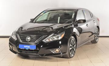 Nissan Altima 2018 года за 9 390 000 тг. в Алматы