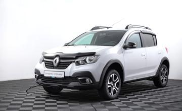 Renault Sandero 2020 года за 7 175 000 тг. в Алматы