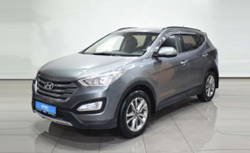 Hyundai Santa Fe 2014 года за 7 200 000 тг. в Шымкент