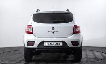 Renault Sandero 2021 года за 7 427 000 тг. в Алматы