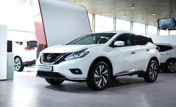 Nissan Murano 2021 года за 23 578 000 тг. в Алматы