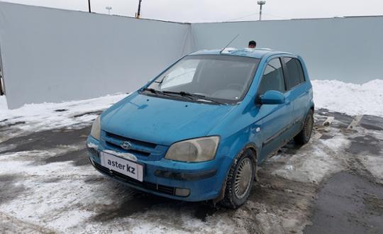 Hyundai Getz 2004 года за 2 300 000 тг. в Алматы