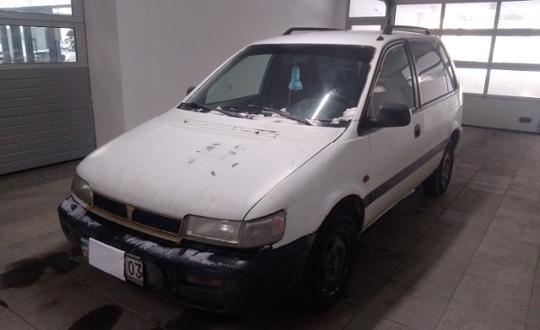 Mitsubishi Space Runner 1993 года за 1 380 000 тг. в Нур-Султан